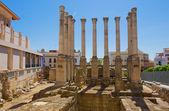 Roman temple, Cordoba, Spain — Stock Photo