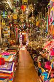 Rynek w granada, hiszpania — Zdjęcie stockowe