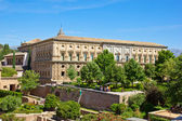 Palace of Chales V, Alhambra, Granada, Spain — Stock Photo