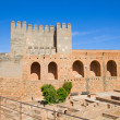 Alcazaba of Alhambra, Granada, Spain — Stock Photo