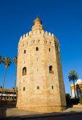Torre del Oro, Sevilla, Spain — Stock Photo