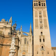 Cathedral of Seville, Spain — Foto de stock #11842953