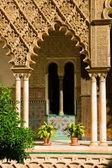 Real Alcazar, Sevilla, Spain — Stock Photo