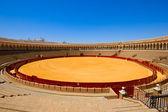 Bullring arena in Seville, Spain — Stock Photo