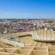 Stock Photo: Cityscape of Seville, Spain