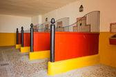 Stables of bullfight arena, Sevilla, Spain — Stock Photo