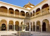 Casa de pilatos, sevilla, andalucía, españa — Foto de Stock