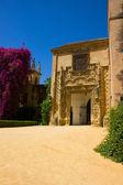 Garden of the Poets, Alcazar Palace, Seville — Stock Photo