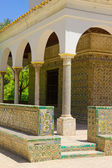 Павильон Карлоса v в Алькасар, Севилья, Испания — Стоковое фото