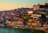 Old town of Porto, Portugal — Stock Photo