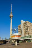 Alexanderplatz, Berlin — Stock Photo