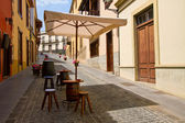 Street of Orotava, Tenerife — Stock Photo