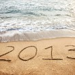 2013 New year — Stock Photo #11014534