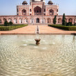 Tomb of Humayun in Delhi — Stock Photo