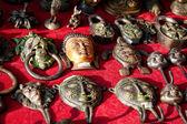 Mercado tibetano — Foto de Stock