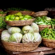 Vegetables at Indimarket — Stock Photo #11548381