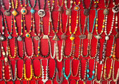 Indian Necklaces — Stock Photo