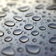 Background of beautiful water drops — ストック写真