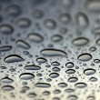 Background of beautiful water drops — Stock Photo #11376892
