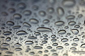 Background of beautiful water drops — Stock Photo