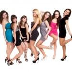 Fashion ladies — Stock Photo