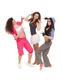 Mode dansers — Stockfoto