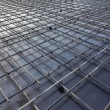 Stock Photo: Reinforcement metal framework