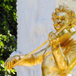 Johann Strauss - Stock Photo