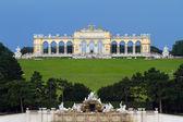 Schonbrunn Palace Park — Stock Photo