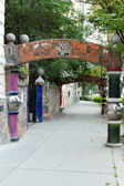 Hundertwasser's Kunst Haus — Stock Photo
