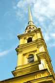 Peter and Paul Cathedral (fragment) — Stock Photo
