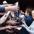 """Premiere of the movie """"The Amazing Spider-Man"""" — Stock Photo"""