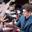 "Premiere of the movie ""The Amazing Spider-Man"" — Foto de Stock"