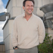 Actor  Christian Slater. - Stock Photo