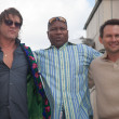 Royalty-Free Stock Photo: Sean Bean, Christian Slater, Ving Rhames.