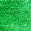 Artificial green grass - Stock Photo