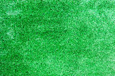 Artificial green grass — Stockfoto