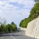 Winding mountain road — Stock Photo #10946586