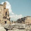 Stock Photo: Ancient ruins