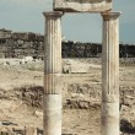 Ancient columns — Stock Photo #12140465