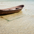 Boat on the shore — Stock Photo #11091940