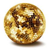 Ballall miroir disco or — Photo