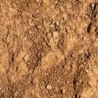 Dry agricultural brown soil — Stock Photo #11869443