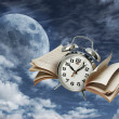 Time flies history concept — Stock Photo #12004472