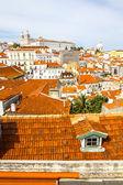 Alfama, Old Part Of Lisbon — Stock Photo