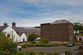 Bushmills Distillery — Stock Photo