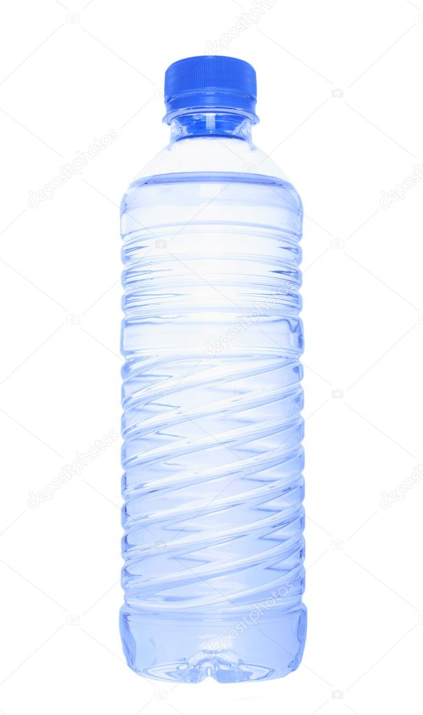 Plastic bottle of water — Stock Photo #11149619