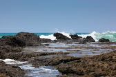 Rocky Tidal Pool — Stock Photo