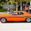 Stock Photo: Dodge Challenger