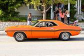 Dodge Challenger — Stock Photo